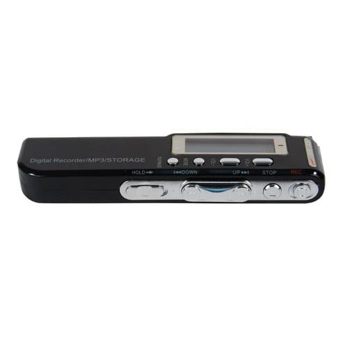 spy shop store - digital voice/telephone hidden camera